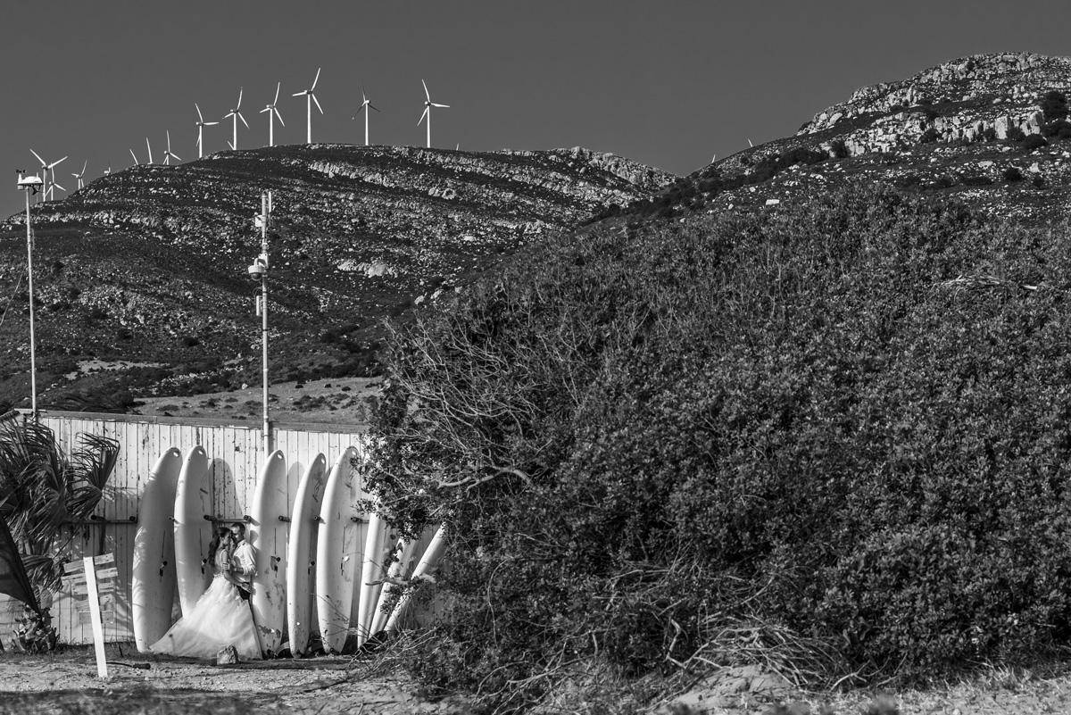 Reportaje fotográfico postboda en Tarifa (Cádiz)