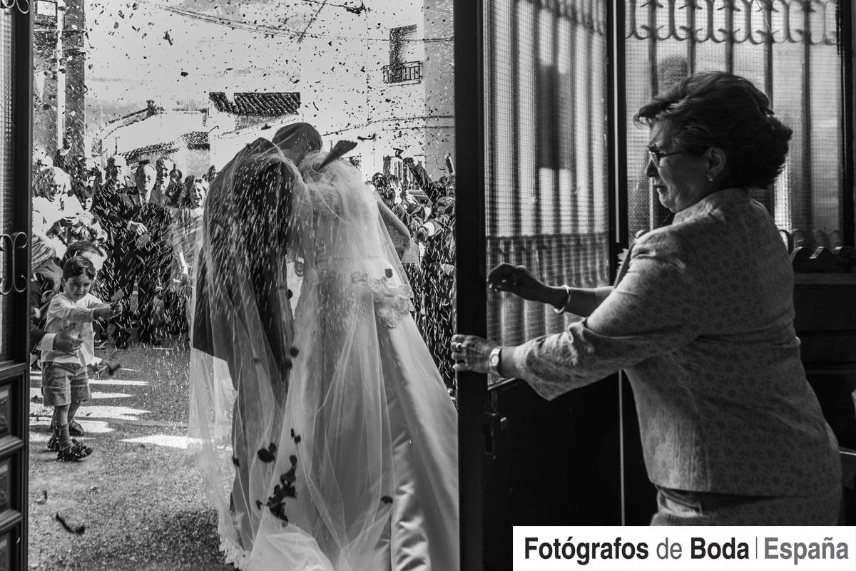 Fotógrafos de boda España